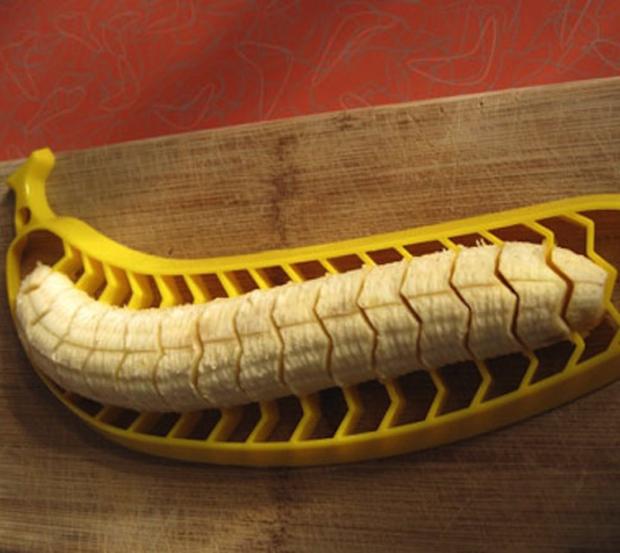Banana Slicer – dao thái chuối