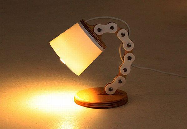 Đèn bàn - thiết kế bởi Cho Hyung-suk
