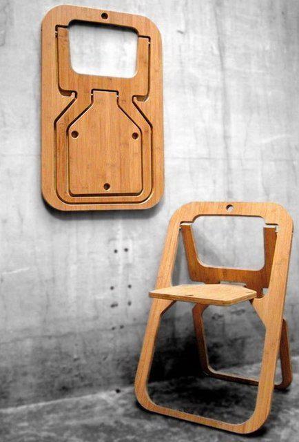 Chỉ đơn giản là ghế xếp