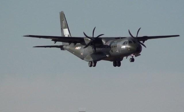 C-205 được thiết kế có thể vận chuyển khá nhiều trang thiết bị và vũ khí quân sự