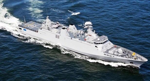 Tàu hộ vệ tàng hình Sigma 9814 là vũ khí quân sự hiện đại của Hải Quân Việt nam