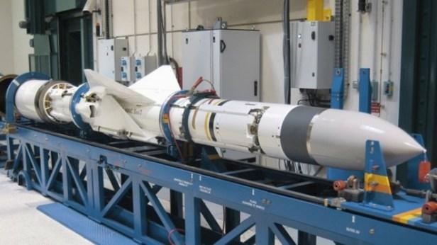 Tên lửa hành trình đối hạm MM40 Exocet Block là vũ khí mới được trang bị trên Sigma 9814