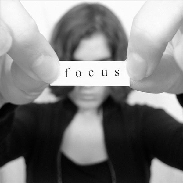 Tập trung và đó là nhiệm vụ của bạn