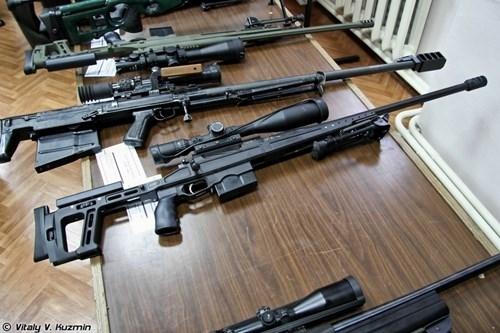 Súng đang trải qua giai đoạn thử nghiệm trước khi tiến hành sản xuất hàng loạt để trang bị cho các đơn vị của Quân đội nhân dân Việt Nam. (Ảnh trong bài: Súng 12,7mm Việt Nam sản xuất và khẩu KSVK nguyên mẫu).